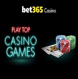 bet365  casino bonuses