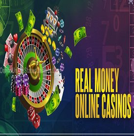 real money  bonus casino